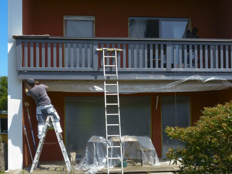 Exterior home painter Fountain Hills